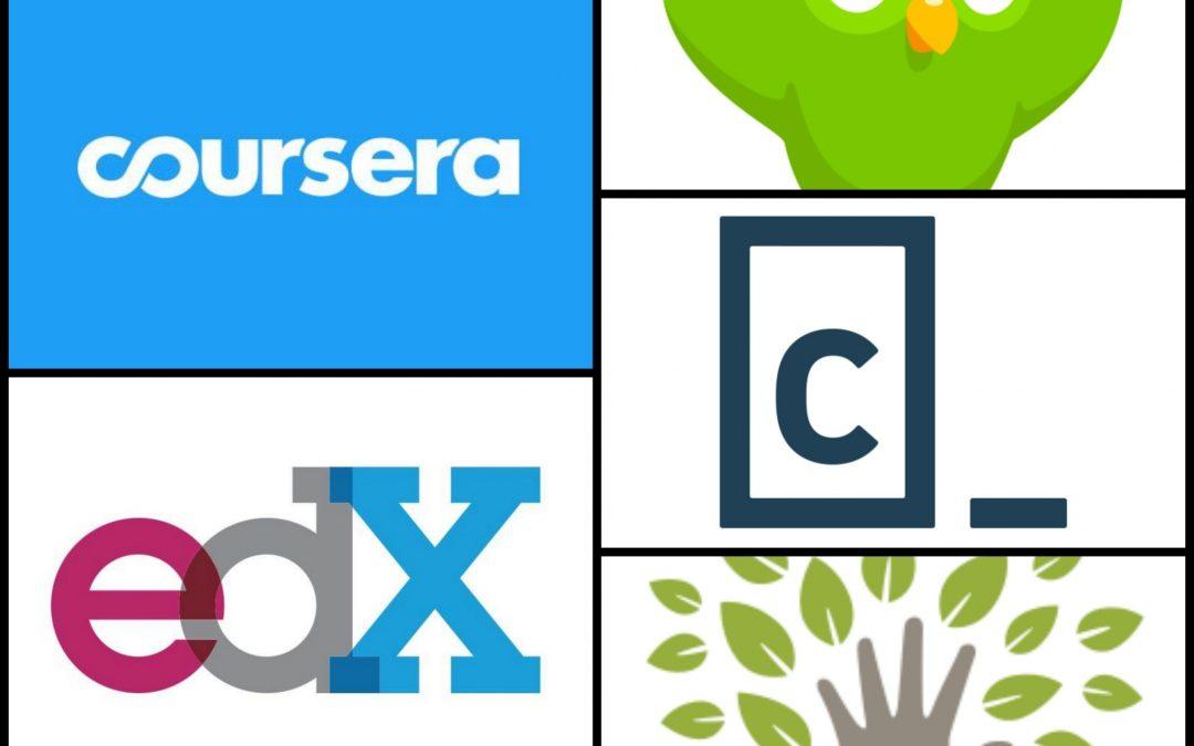 Las cinco mejores webs para aprender gratis