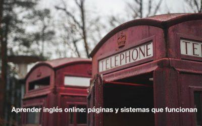 Aprender inglés online: páginas y cursos que funcionan