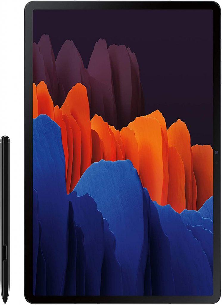 Galaxy Tab S7 mejores tablets estudiantes SoloEduca