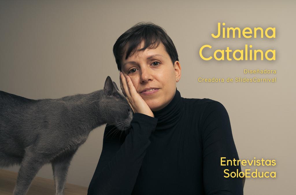 Entrevista con Jimena Catalina SoloEduca