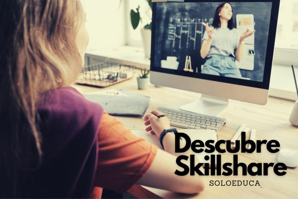 Skillshare SoloEduca portada