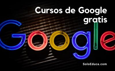 Cursos de Google gratis y de pago: formación de prestigio a tu alcance