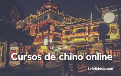 Cursos de chino online: las mejores páginas para aprender chino
