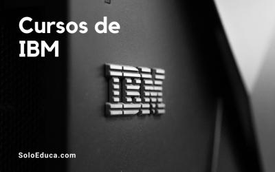 Cursos de IBM certificados: formación asequible y de calidad