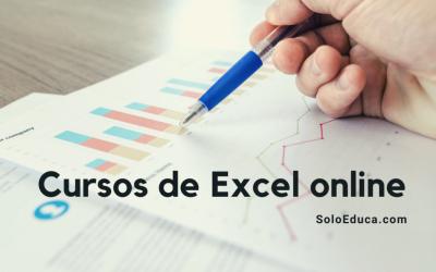 Cursos de Excel online gratis y de pago: de principiante a avanzado