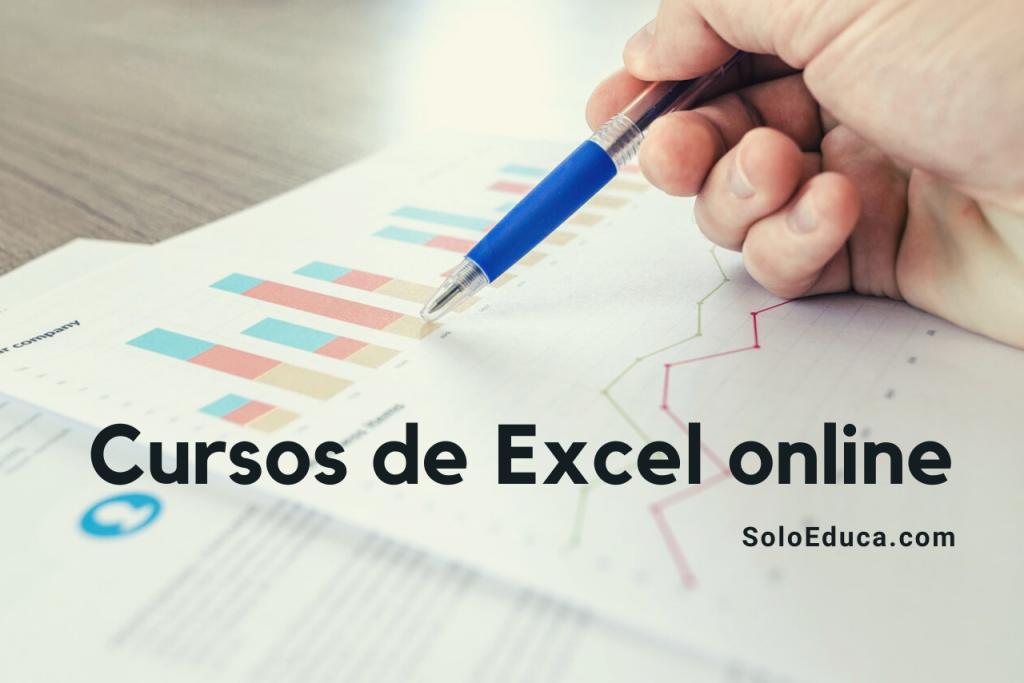 Cursos de Excel Online SoloEduca
