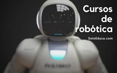 Cursos de robótica online: aprende a construir y programar robots