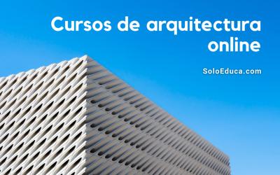 Cursos de arquitectura online gratis y de pago