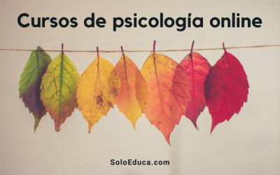 Los mejores cursos de psicología online: gratis y de pago