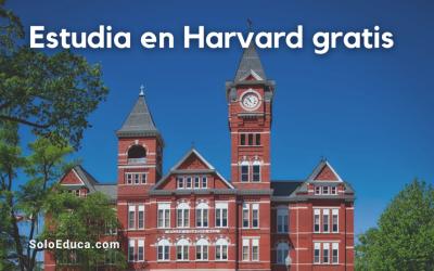 Cursos de Harvard gratis: la mejor oportunidad para tu currículum